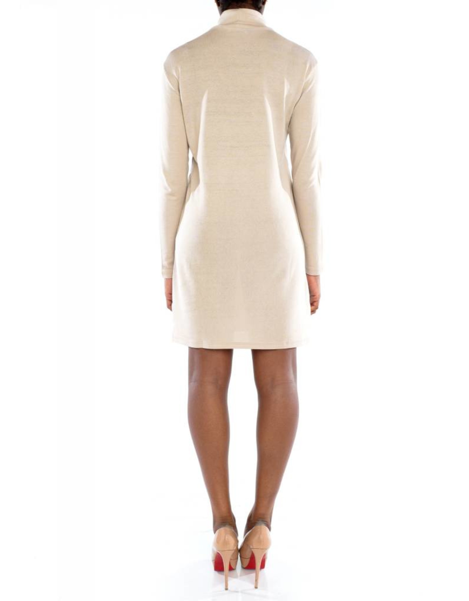 Ciara Sweater Tan One Size