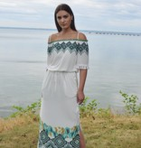 Cyndee Dress Green