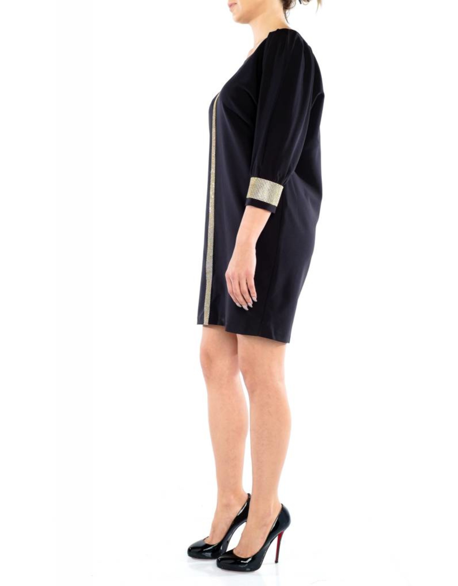 Daniella Dress Black