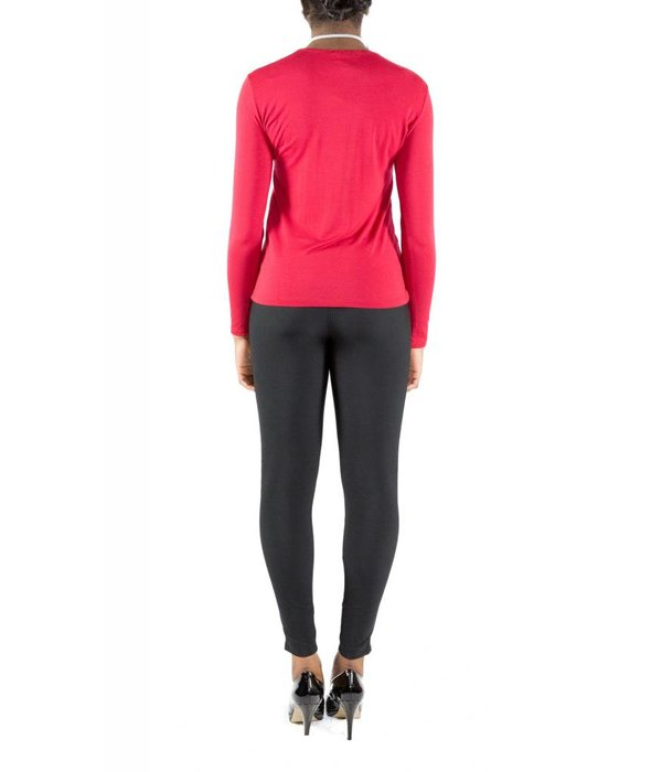 Daphne Top Red
