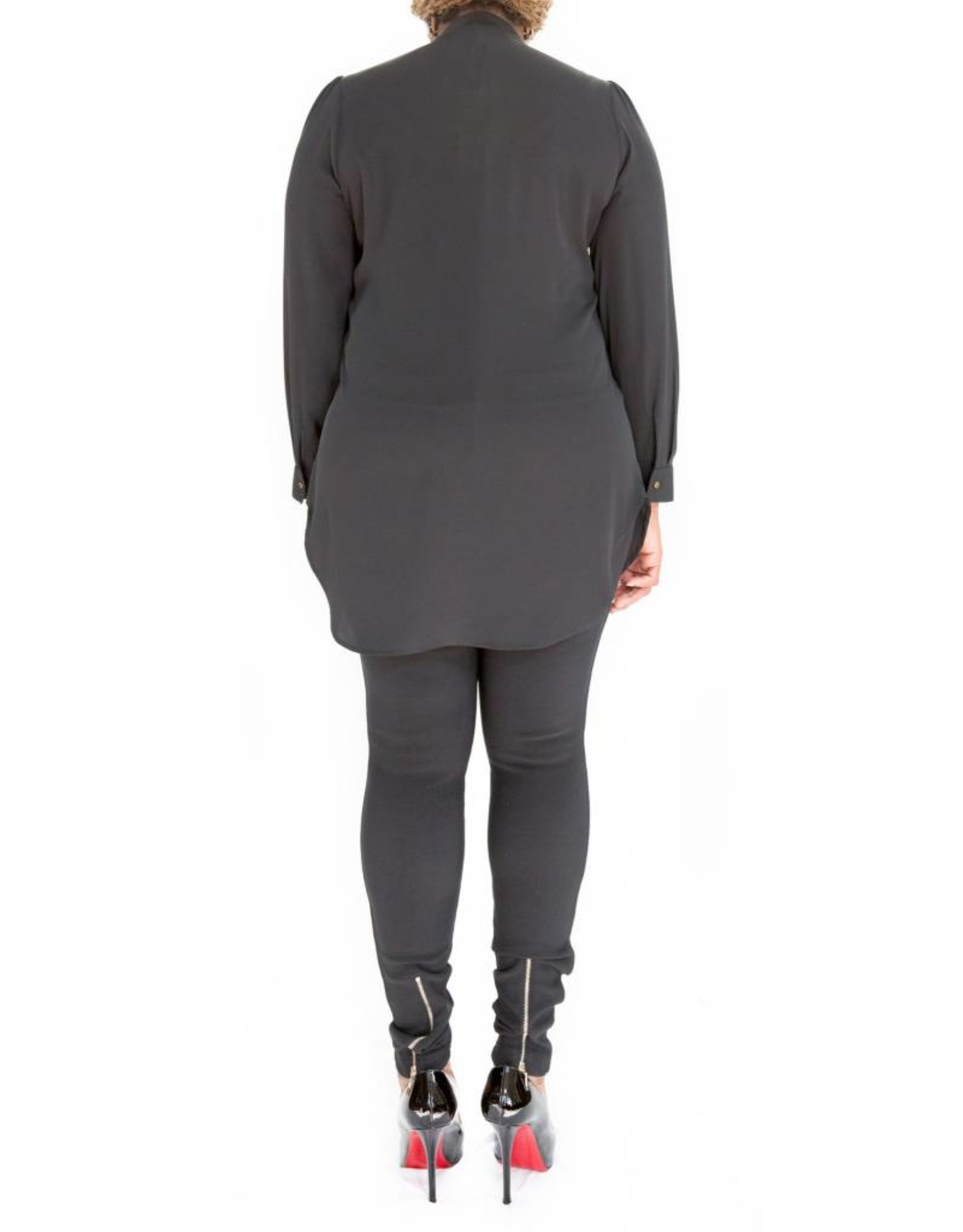 Icon Tunic Black