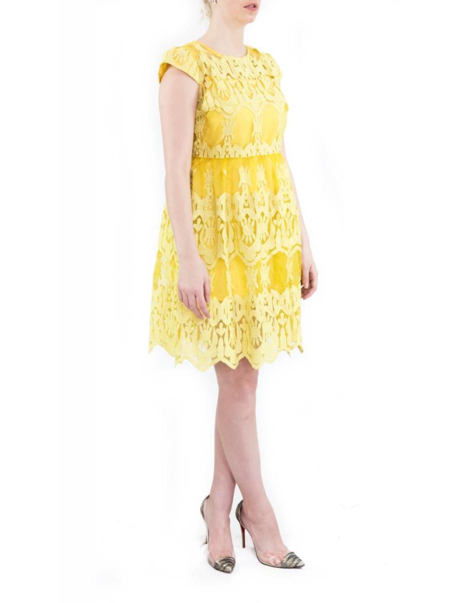 Lana Dress Yellow