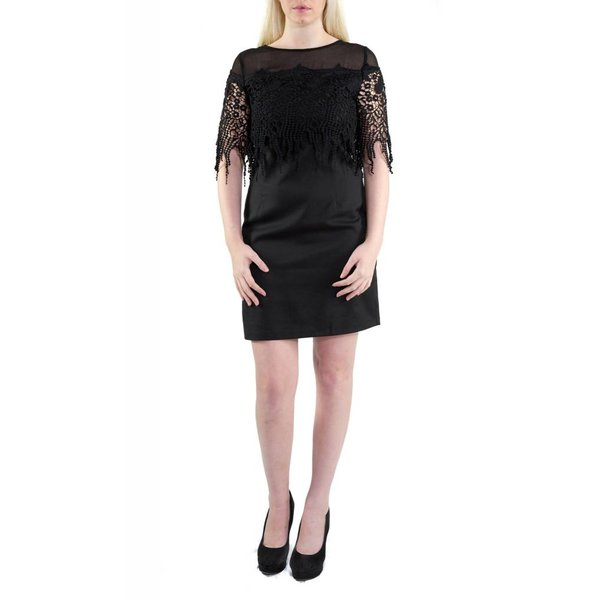 Leighton Dress Black