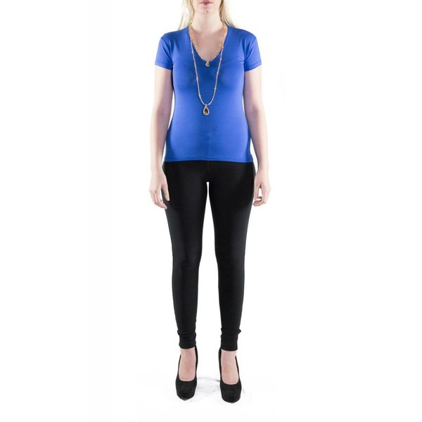 Lena Top Royal Blue
