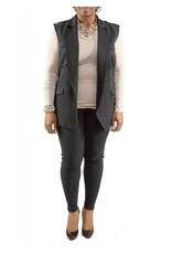 Lucille Vest Black
