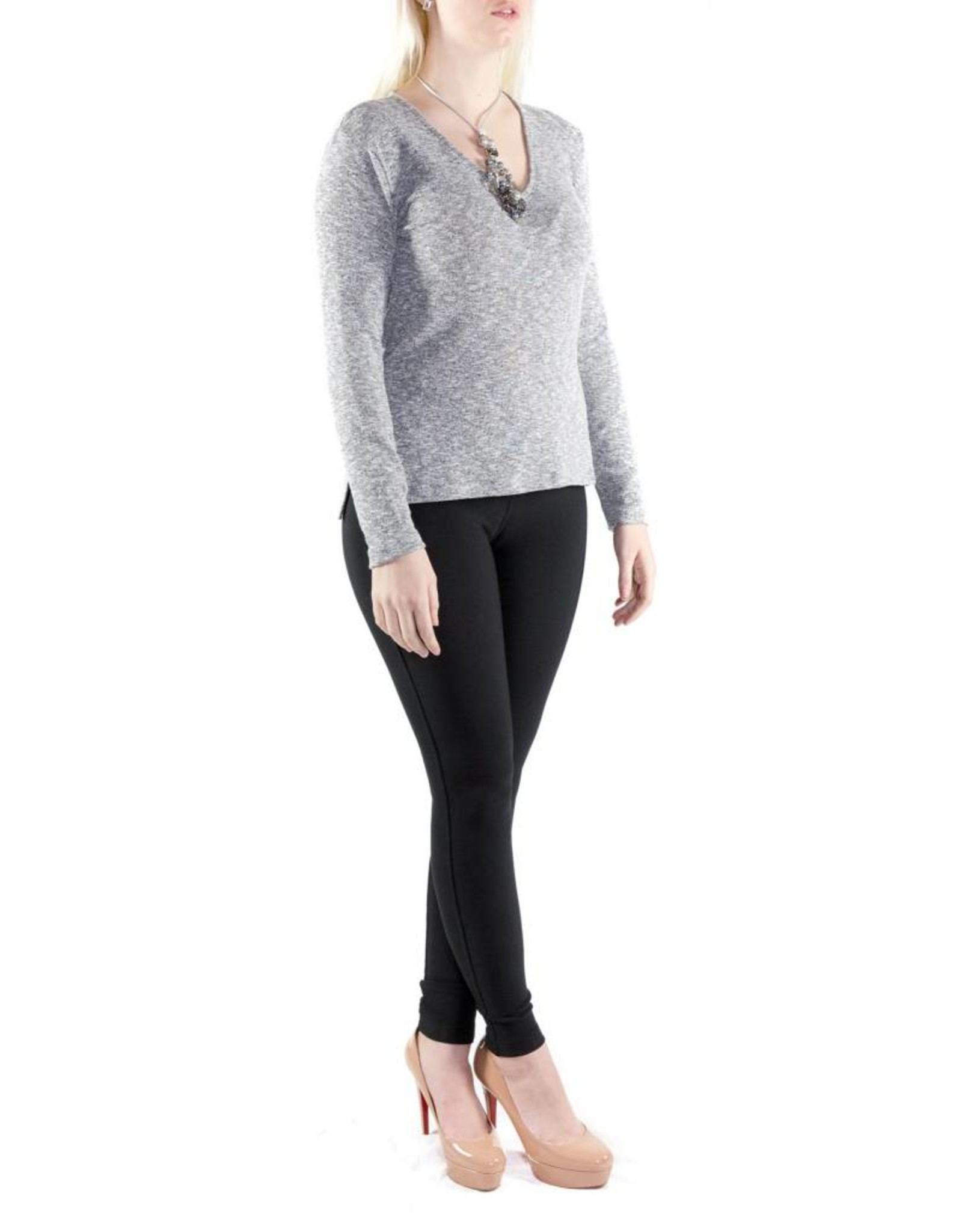 Natalie Sweater Light Grey