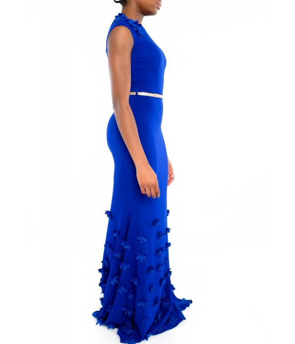 Valeria Dress Blue