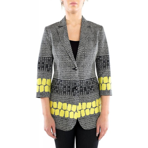 Nathalie Jacket Yellow