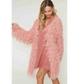 Ja-Ja Fringed Cardigan