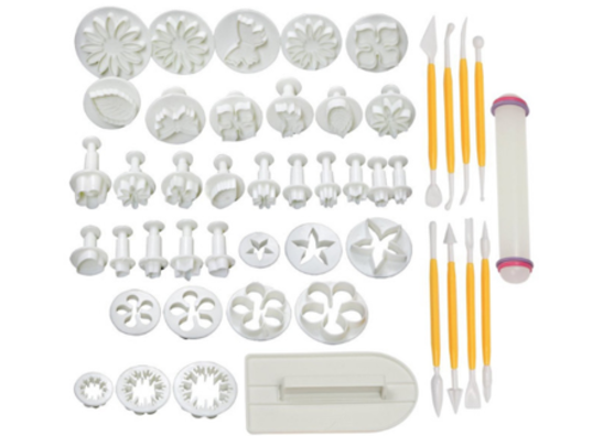 FONDANT AND GUM PASTE TOOLS