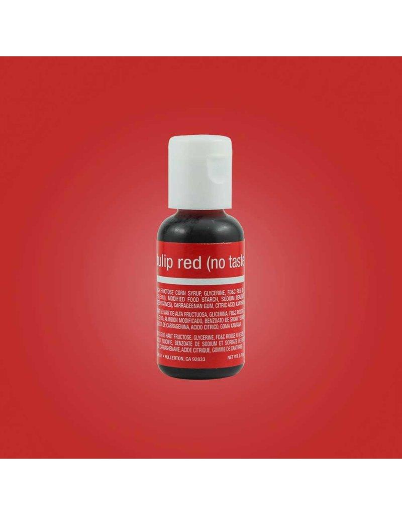 CHEFMASTER CHEFMASTER TULIP RED .70 oz (5138)