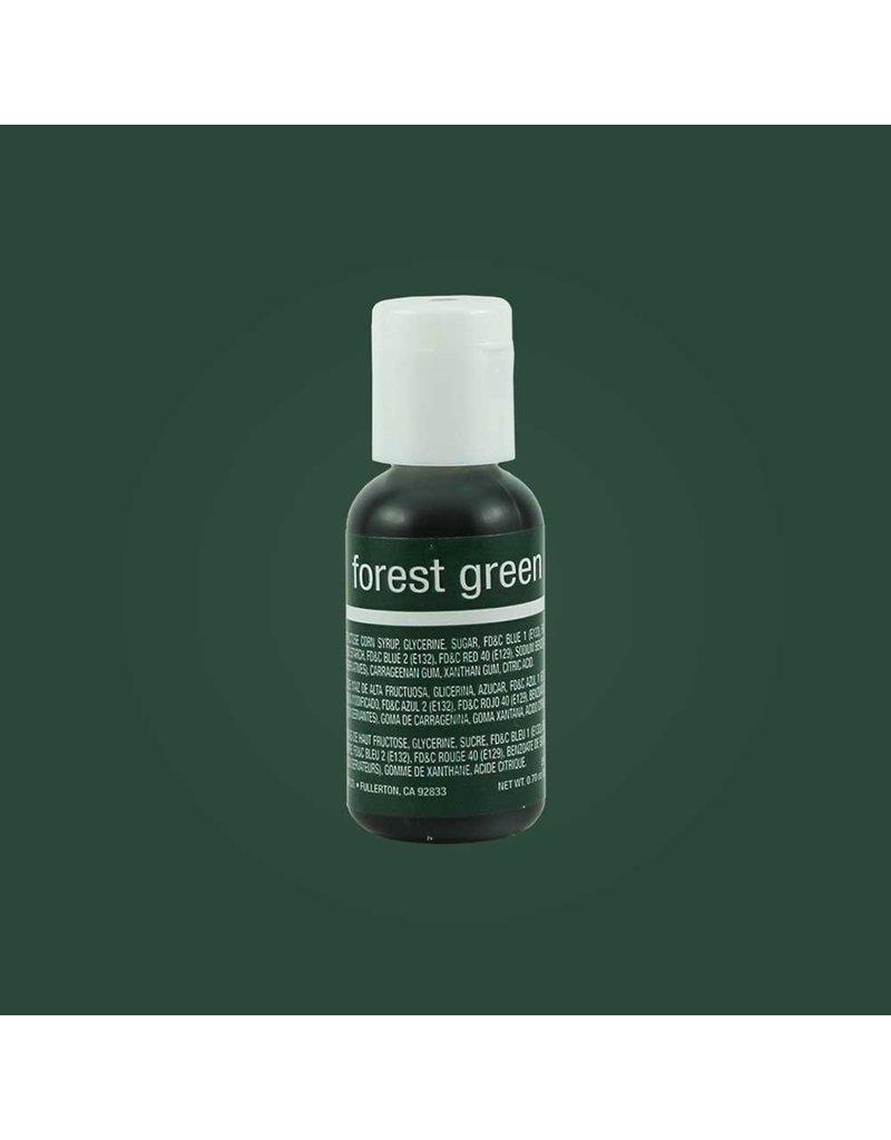CHEFMASTER CHEFMASTER FOREST GREEN .70 oz (5115)