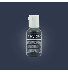 CHEFMASTER CHEFMASTER NAVY BLUE .70 oz (5118)