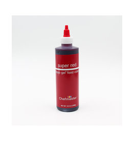 CHEFMASTER CHEFMASTER 10.5 OZ SUPER RED