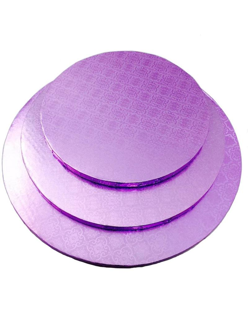 """Round Cake Drum Lilac 12"""" (DR12L)"""