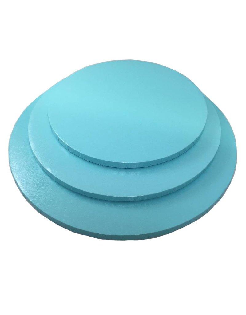 "Round Cake Drum Sky Blue 14"" (DR14SB)"