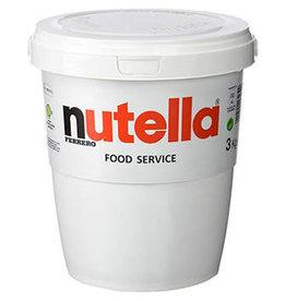 NUTELLA HAZELNUT SPREAD 6.6 LBS