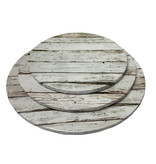 "Round Cake Drum Light Wood 14"" (DR14LW)"