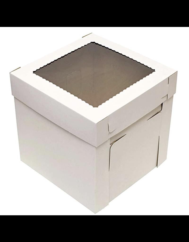 Corrugated White Box 12x12x8 (CB12128W)