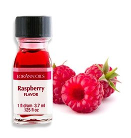 LORANN OILS RASPBERRY DRAM SUPER STRENGTH