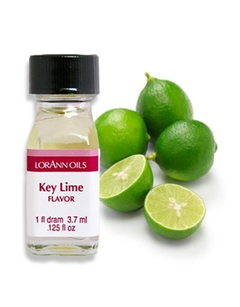 LORANN OILS KEY LIME DRAM SUPER STRENGTH