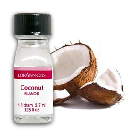 LORANN OILS COCONUT DRAM SUPER STRENGTH