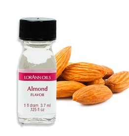 LORANN OILS ALMOND DRAM SUPER STRENGTH