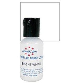 AMERICOLOR BRIGHT WHITE AIRBRUSH .65oz 10326