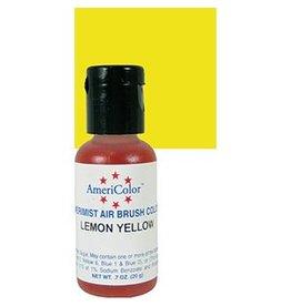 AMERICOLOR LEMON YELLOW AIRBRUSH .65oz 10307