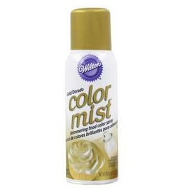 WILTON GOLD COLOR MIST 710-5520