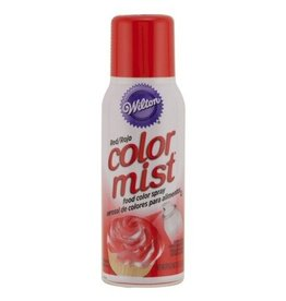 WILTON RED COLOR MIST 710-5500