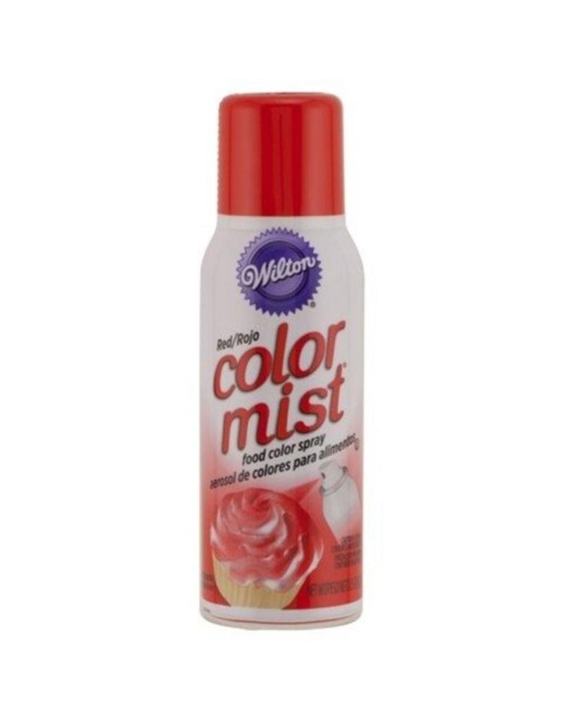RED COLOR MIST 710-5500