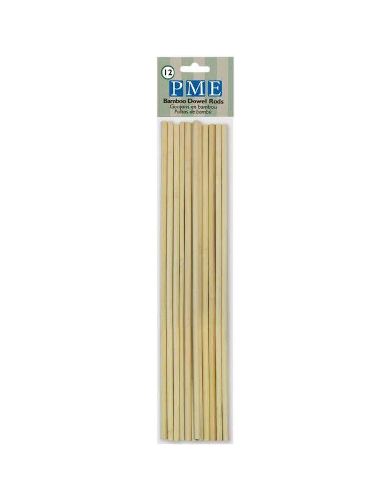 PME BAMBOO DOWEL RODS DR1007