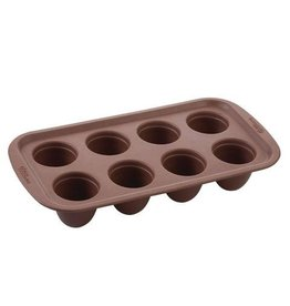 WILTON ROUND BROWNIE POP MOLD 2105-4925