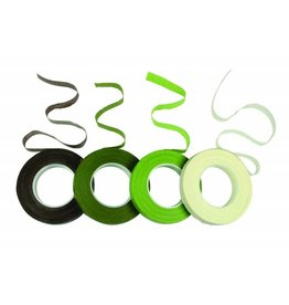 PME TECH FLORIST TAPE LIGHT GREEN FT200
