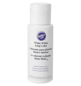 WILTON WILTON WHITE LIQUID COLOR 2 OZ 603-1236