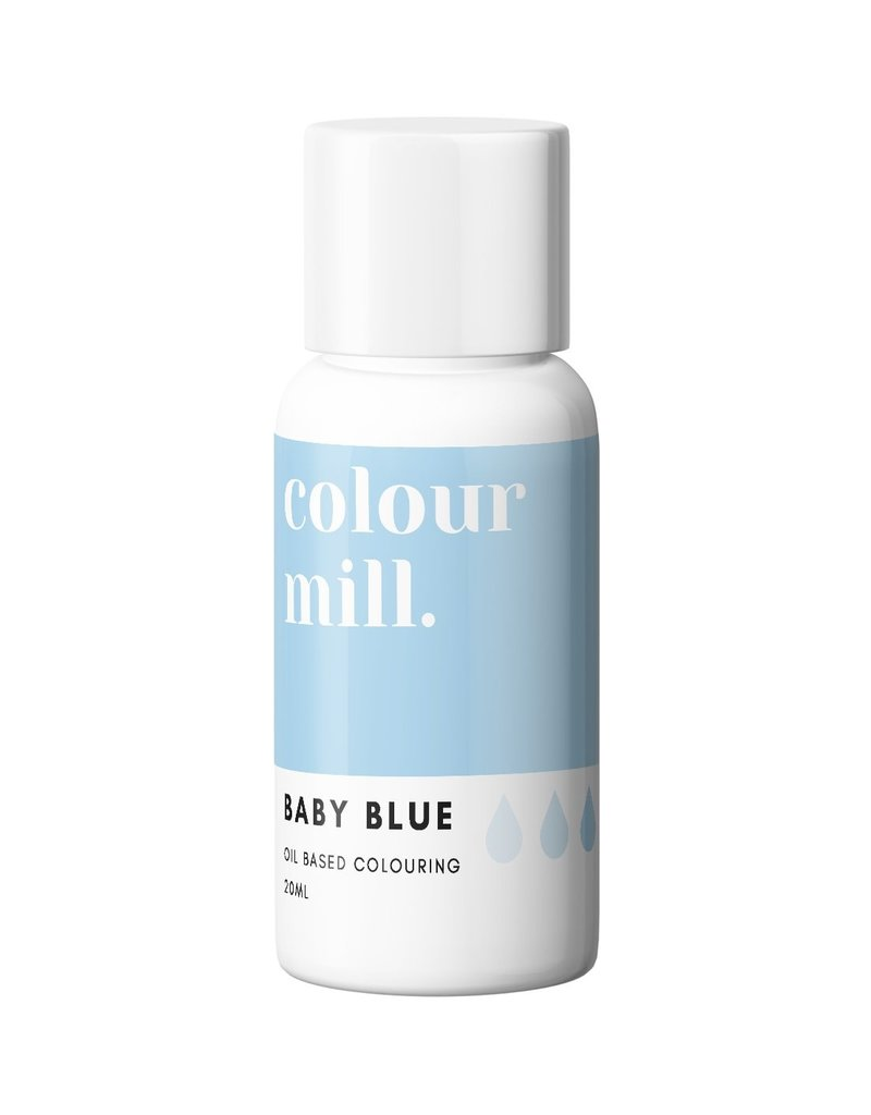 COLOUR MILL COLOUR MILL BABY BLUE 20ML