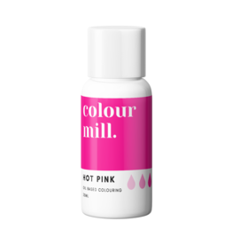 COLOUR MILL COLOUR MILL HOT PINK 20ML