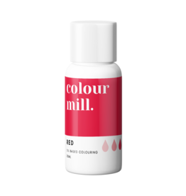 COLOUR MILL COLOUR MILL RED 20ML