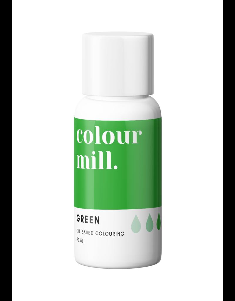 COLOUR MILL COLOUR MILL GREEN 20ML