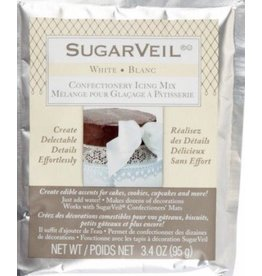 CK PRODUCTS SUGAR VEIL WHITE 3.4OZ 34-SV234