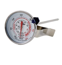 "WINCO DEEP FRY / CANDY THERMOMETER 2"" DIAL 12"" TMT-CDF3"