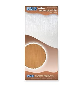 PME IMPRESSION MAT BARK DESIGN IMII89