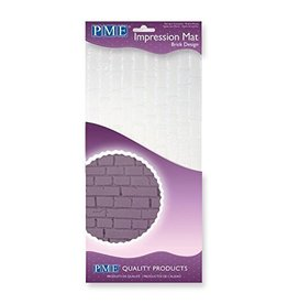 PME IMPRESSION MAT BRICK DESIGN IMI88