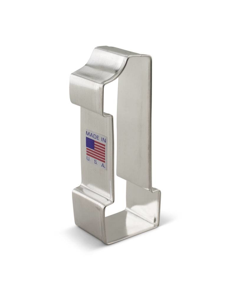 NUMBER 1 COOKIE CUTTER 8185A