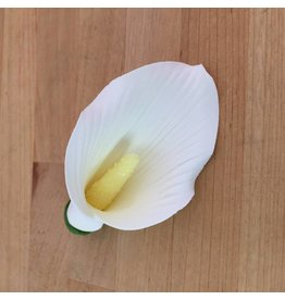 SUGAR FLOWER LARGE CALLA LILY