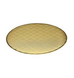 "GOLD CIRCLE WRAPAROUND 8"" WPWDW8G"