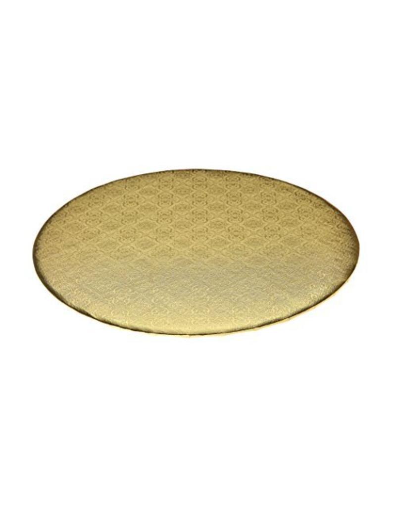 "Gold Circle Wraparound 8"" (WR8G)"