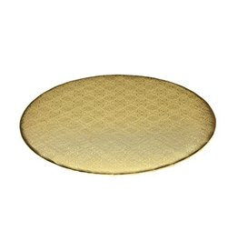 "GOLD CIRCLE WRAPAROUND 18"" WPWDW18G"