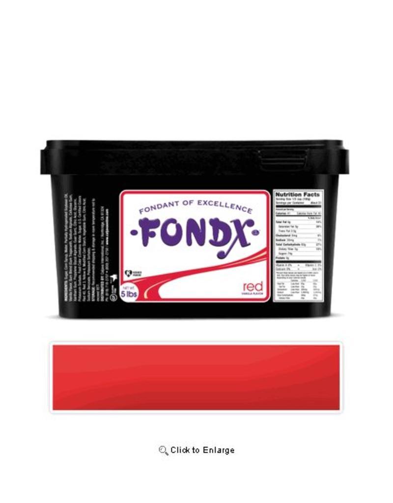 FONDX FONDX RED 5LB